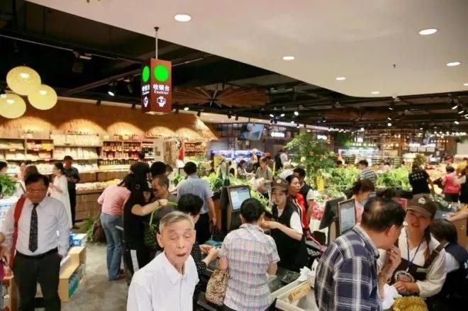 步步高进军社区生鲜新零售业态,好爸爸生鲜旗舰店开业!
