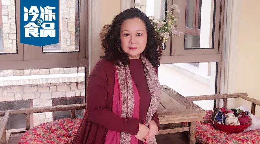 """百强冻品商丨张丽霞:外贸转内销,""""大姐大""""勇闯上海滩!"""