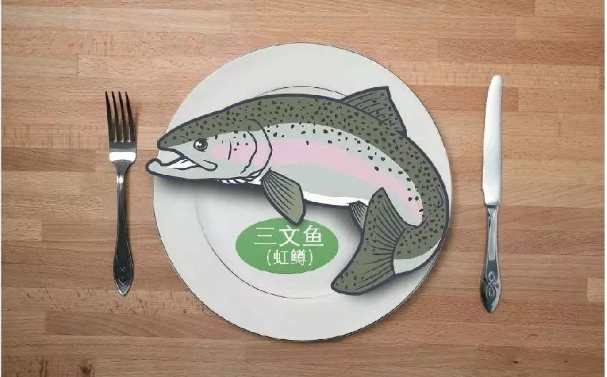 """三文鱼团体标准""""满月"""",市场反响很冷淡,个别餐厅或有虹鳟混用"""