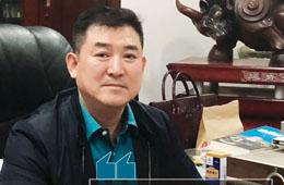 """榜样必威首页体育丨李成永:必威首页体育要做好产品优势的""""放大镜""""!"""